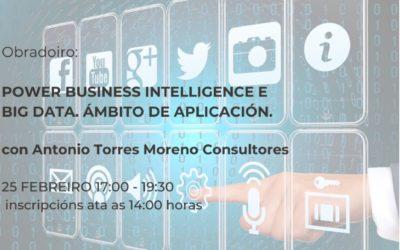 Power Business Intelligence e Big Data. Ambito de Aplicación».