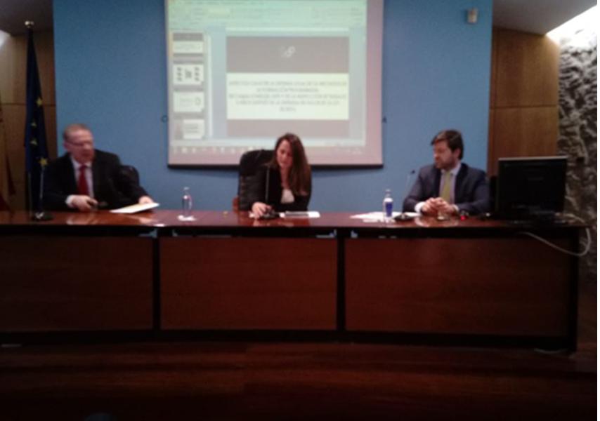 Cecap y SdP firman un convenio de colaboración de asesoramiento jurídico